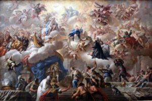Barok Dönemi Resim Tablosu