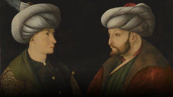 Fatih Sultan Mehmet'in Portresini İBB Satın Aldı..