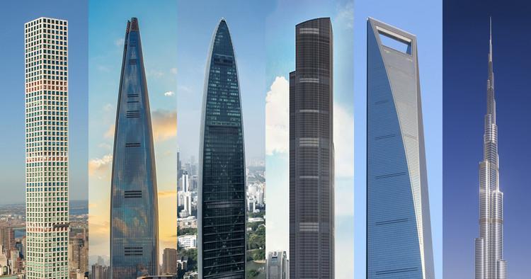Dünyanın En Uzun 6 Binası